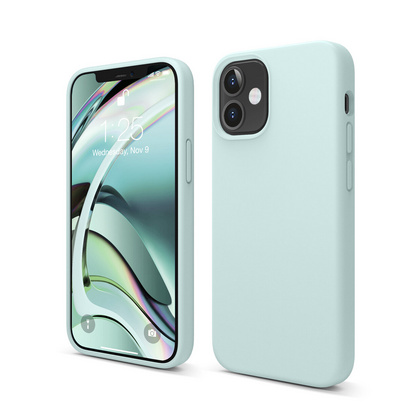 ELAGO Silicone Case for iPhone 12 Mini - Mint