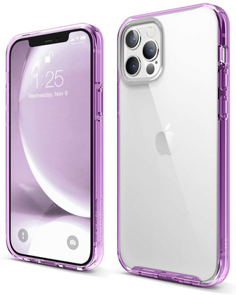 ELAGO Hybrid Case for iPhone 12/PRO - Lavanda