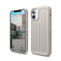 ELAGO Armor Case for iPhone 12 Mini - Stone