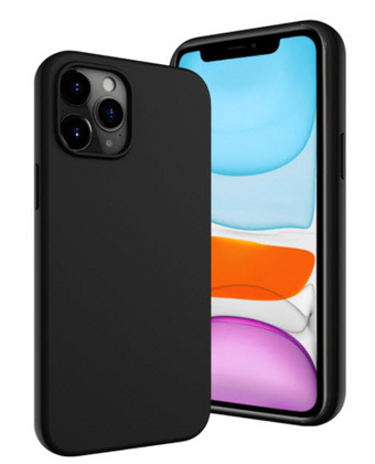 SwitchEasy Skin for iPhone 12/PRO - Black