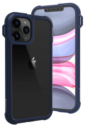 SwitchEasy Explorer for iPhone 12 PRO Max - Navy Blue