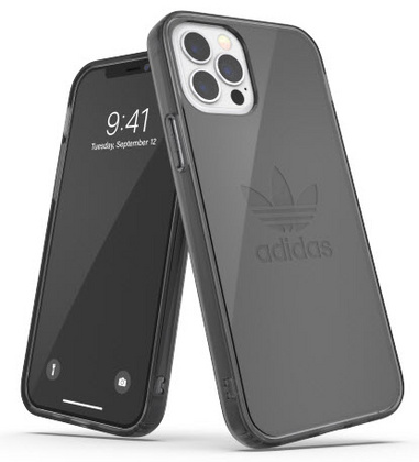 Adidas Entry Case for iPhone 12 Mini - Black