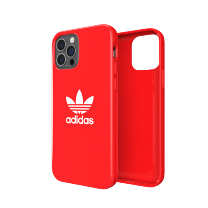 Adidas Glossy Case for iPhone 12/PRO - Red