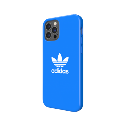 Adidas Glossy Case for iPhone 12/PRO - Blue