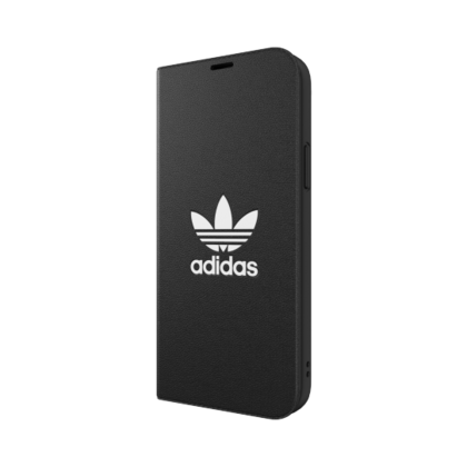 Adidas Booklet Basic Case for iPhone 12 PRO Max - Black