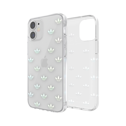 Adidas Entry Case for iPhone 12 Mini - Transparent