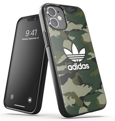 Adidas Graphic Case for iPhone 12 Mini - Green