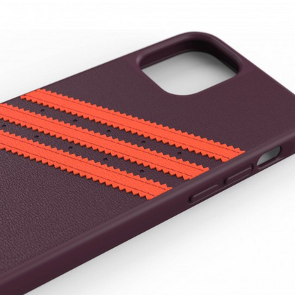 Adidas Moulded Case for iPhone 12 Mini - Red