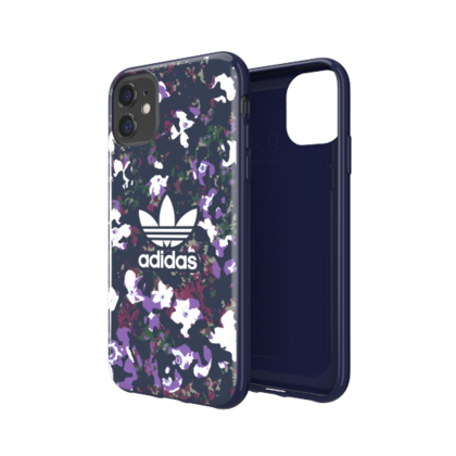 Adidas Graphic Case for iPhone 11- Violet