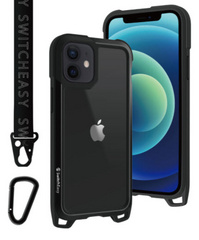 SwitchEasy Odysey for iPhone 12 Mini - Black