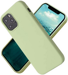 Original Silicone Case for iPhone 12 Mini - Matcha Green