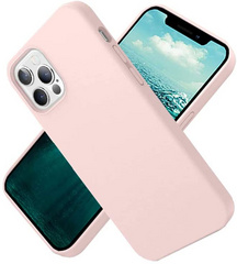Original Silicone Case for iPhone 12 Mini - Pink Sand