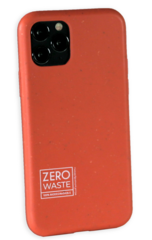 Wilma Biodegradable Case for iPhone 12 Mini - Red