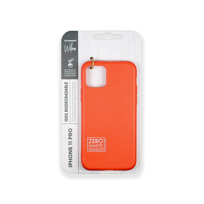 Wilma Biodegradable Case for iPhone 12/PRO - Red