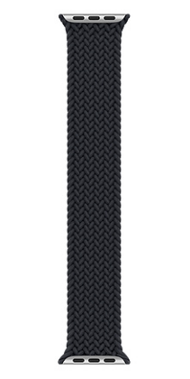 Sdesign Braided Loop Strap 38 | 40 mm - Black