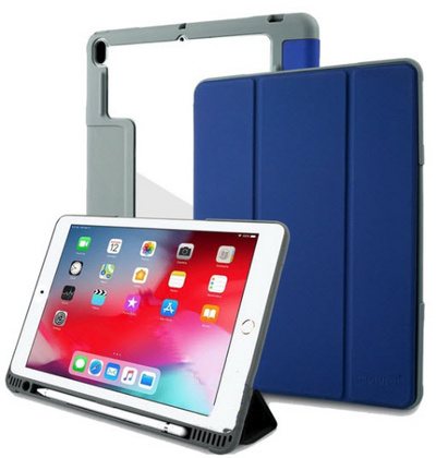 Mutural Case for iPad 10.2'' - Navy Blue