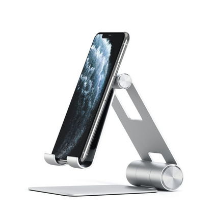Satechi R1 Foldable Stand for iPad & Tablet - Silver