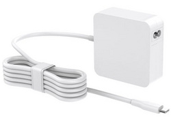 LMP USB-C Power adapter 96W - White