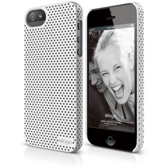 S5 Breathe Case - White