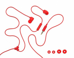 Coloud In-Ear Headphones Red