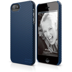 S5 Breathe Case - Soft Feeling Jean Indigo