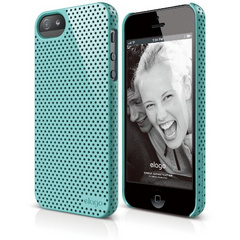 S5 Breathe Case - Coral Blue