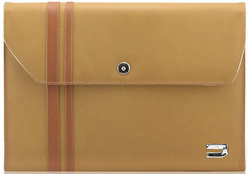 Urbano MacBook Ultra Slim Case - Camel/Tan