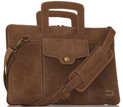 Attache Leather Bags - Vintage