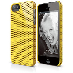 S5 Breathe Case - Sport Yellow