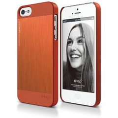 S5 Outfit MATRIX Aluminum Case - Orange