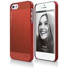 S5 Outfit MATRIX Aluminum Case - Red