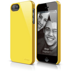 S5 Slim Fit 2 Case - Sport Yellow