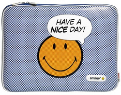 MacBook Pro 15'' sleeve - Smiley Nice Day