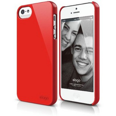 S5 Slim Fit 2 Case - Extreme Hot Red