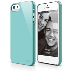 S5 Slim Fit 2 Case - Coral Blue