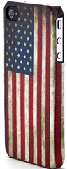 Moxie case for IPhone 4/4S - U.S. flag aged