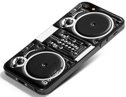 id America Cushi DJ Soft Foam Pad for iPhone 5/5s/SE - Turntable