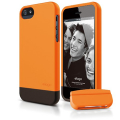 S5 Glide Case - Soft Feeling Orange