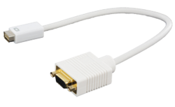 LMP Mini-DisplayPort to VGA adapter