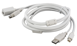 LMP Mini-DisplayPort & USB to Mini-DisplayPort & USB, 3 m