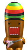 Rasta Domo - Mimobot USB Flash Drive 8GB