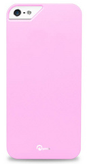 Pinlo Concize Slice 2 Case for iPhone 5/5s/SE - Milky Pink