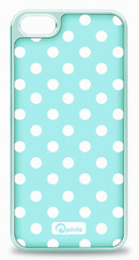 Pinlo Dot Case for iPhone 5/5s/SE - Milky Green