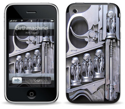Birthmachine - H.R. Giger - iPhone 3G
