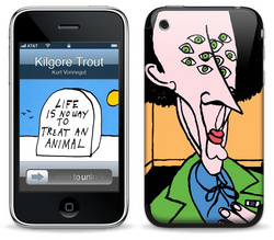 Kilgore Trout - Kurt Vonnegut - iPhone 3G