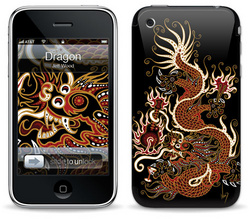 Dragon - Jeff Wood - iPhone 3G