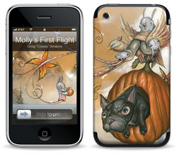 "Molly's First Flight - Greg ""Craola"" Simkins - iPhone 3G"