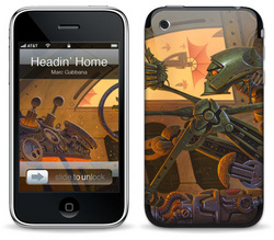 Headin' Home To Hades - Marc Gabbana - iPhone 3G