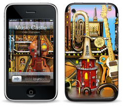 Music Castle - Colin Thompson - iPhone 3G