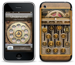 Underworld - Colin Thompson - iPhone 3G